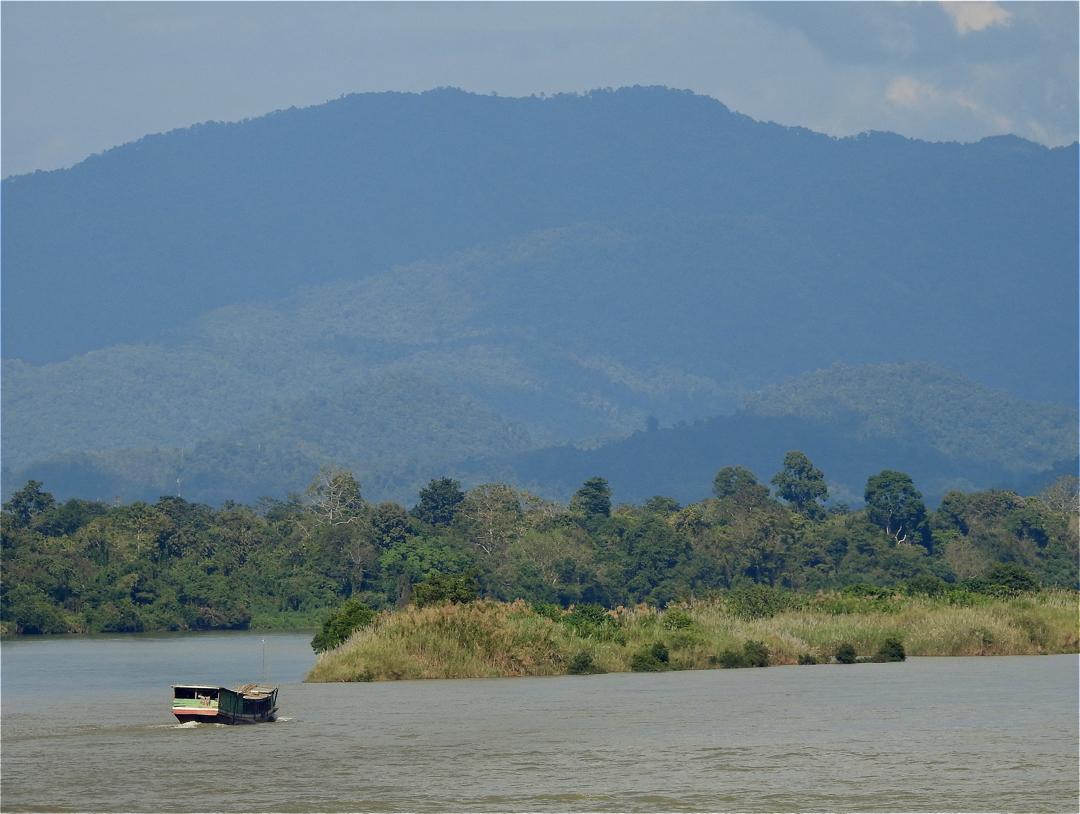 Estampas viajeras: El Triángulo Dorado. Tailandia