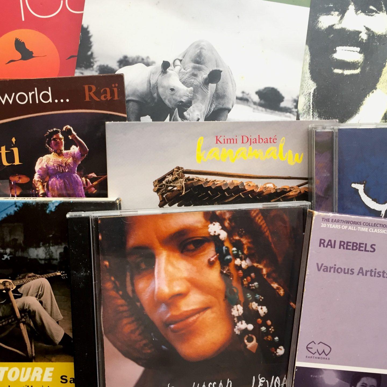 Diez canciones para viajar por África