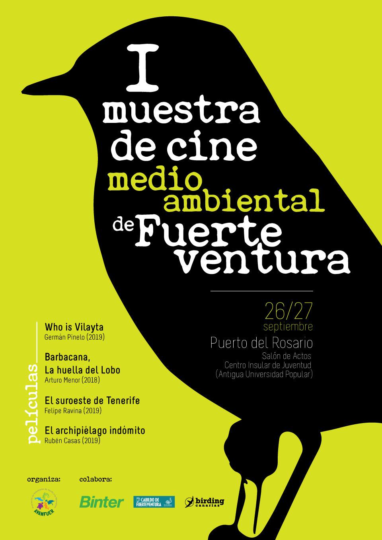 Muestra de Cine de Naturaleza en Fuerteventura